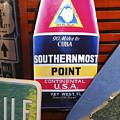 Southernmost Point by Karen Zuk Rosenblatt
