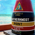 Southernmost Point by Mike Roff