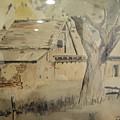 Southland Adobe Barn by Steven Holder
