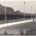 Southport Fc - Haig Avenue - Old Main Stand - Bw - Early 60s by Legendary Football Grounds