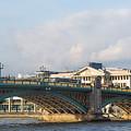 Southwark Bridge  by Jared Windler