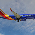 Southwest Airlines Boeing 737-76n by Smart Aviation