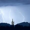Southwest Desert Lightning Blues by James BO  Insogna