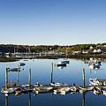Southwest Harbor Maine by John Greim