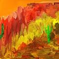 Southwest Memories by David Lane