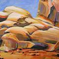 Southwest Stillness 3 by Melody Cleary