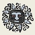 Southwest Tucson Sun by Vagabond Folk Art - Virginia Vivier