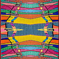 Southwestern Rug by Jerry White