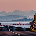 Southworth Ferry Terminal - End Of State Highway 160 by E Faithe Lester