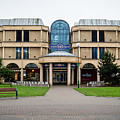Sovereign Shopping Centre - Entrance From The Garden by Jacek Wojnarowski