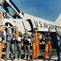 Space: Astronauts, C1961 by Granger