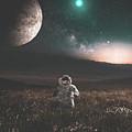 Space Man by Morgan Dmc