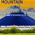 Space Mountain by David Lee Thompson