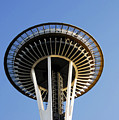 Space Needle by David Lee Thompson