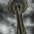 Space Needle by Zach Deets