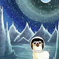 Space Pug  by Andrew Hitchen