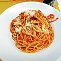 Spaghetti Bolognese by Evan Peller