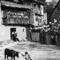 Spain: Bullfight by Granger