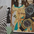 Spain Collage by Cooky Goldblatt