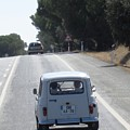 Spain Highway II Towards Seville by John Shiron