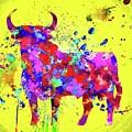 Spanish Bull  Toro Bravo by Daniel Janda