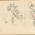 Spanish Dancers by Paul C?zanne