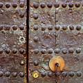 Spanish Door by Carlos Caetano