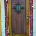 Spanish Door by Richard Jenkins