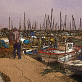 Spanish Harbour by Mel Beasley