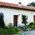 Spanish Mission Architecture by Renee Hong