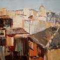 Spanish Rooftops by Renee Rowe