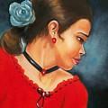 Spanish Rose by Joni McPherson