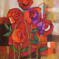 Spanish Roses by Lutz Baar