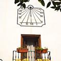 Spanish Sun Time by Brenda Kean