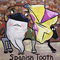 Spanish Tooth by Anthony Falbo