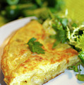 Spanish Tortilla by Jean Gill