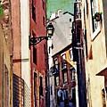 Spanish Town by Sarah Loft