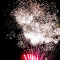 Sparkles Fireworks by Cynthia Woods