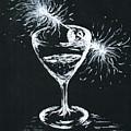 Sparkling Wine  by Teresa White