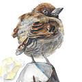 Sparrow by Yana Sadykova