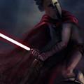 Spartan Jedi by Alvin Goh