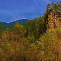 Spearfish Canyon Rising Storm by Ray Van Gundy