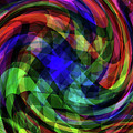 Spectrum Swirls by Wagl Store