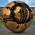 Sphere Within Sphere by Inge Johnsson