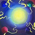 Spheres by Daav Corbet