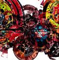 Spherical Joy Series 61.100211 by Kris Haas