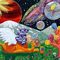 Sphinx Dude's World by Vicki Maheu