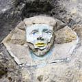 Sphinx - Rock Sculpture by Michal Boubin
