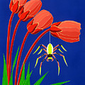 Spider by Lucyna A M Green
