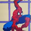 Spiderman  by Johnny McNabb